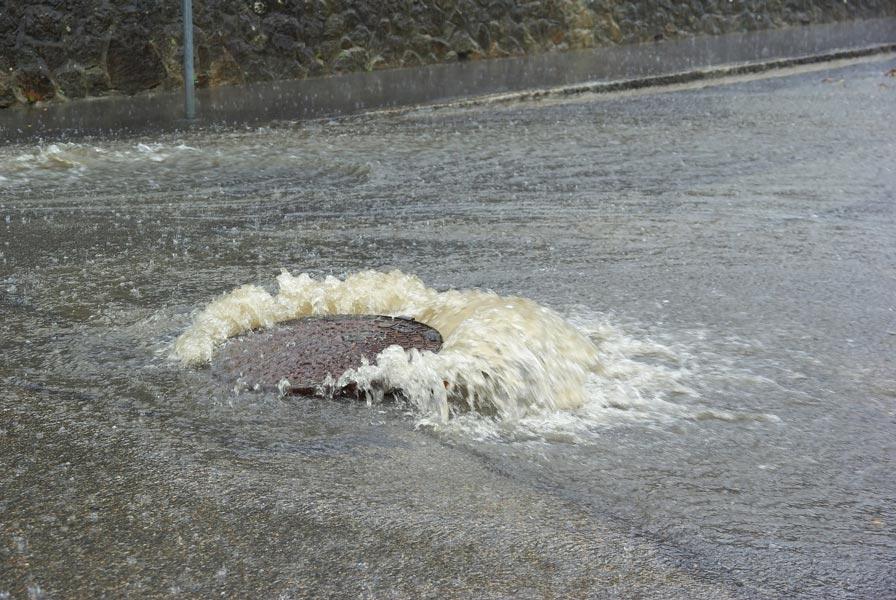 Itsep, maitriser les eaux de pluie dans la ville