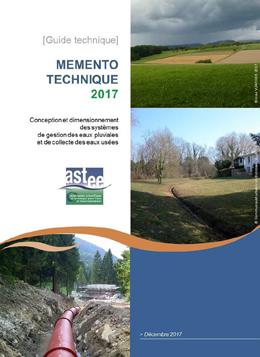 Memento technique 2017 Astee, Gestion des eaux pluviales