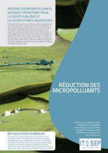 ITSEP, fiche Réduction des micropolluants